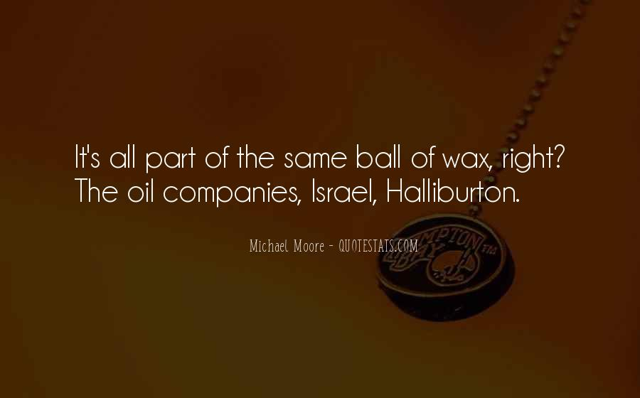 Quotes About Oil Companies #1733810
