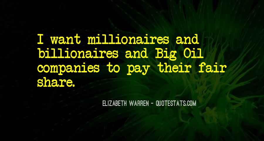 Quotes About Oil Companies #1736995