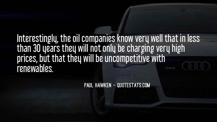 Quotes About Oil Companies #183098