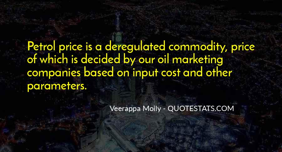 Quotes About Oil Companies #1865061