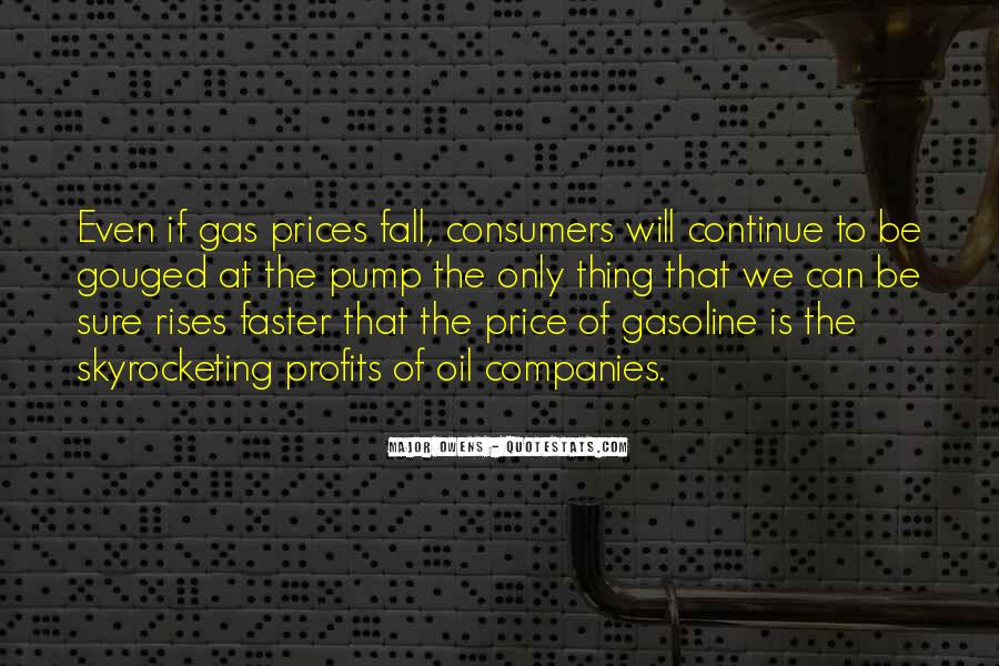 Quotes About Oil Companies #2157