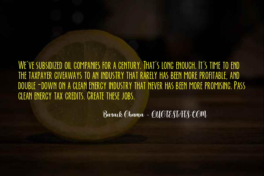 Quotes About Oil Companies #389445
