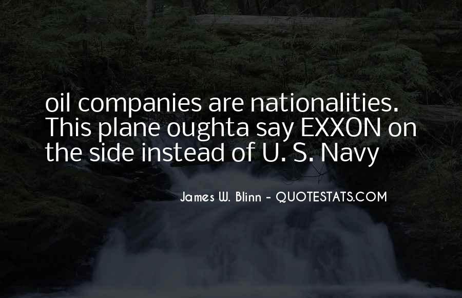 Quotes About Oil Companies #529772
