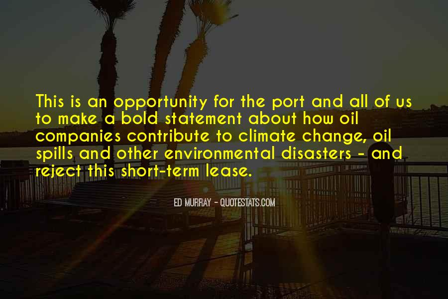 Quotes About Oil Companies #851451