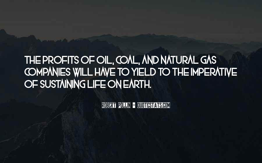 Quotes About Oil Companies #887034
