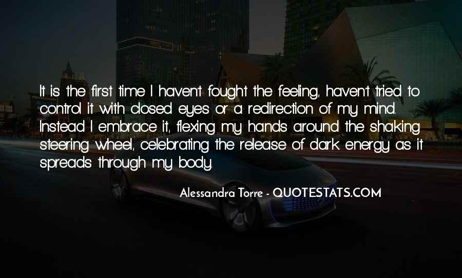 Quotes About Flexing #1650642