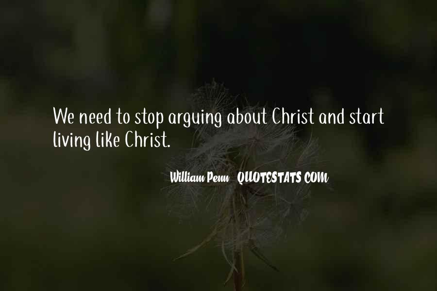 Quotes About Stop Arguing #1773865