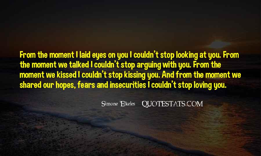 Quotes About Stop Arguing #770352