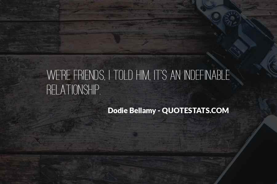 Quotes About Relationship Between Friends #174880