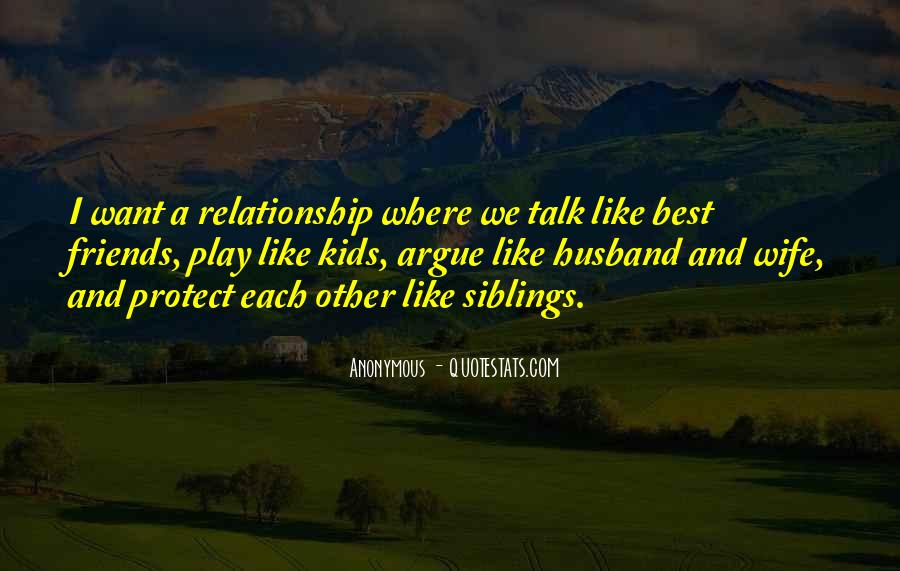 Quotes About Relationship Between Friends #183431