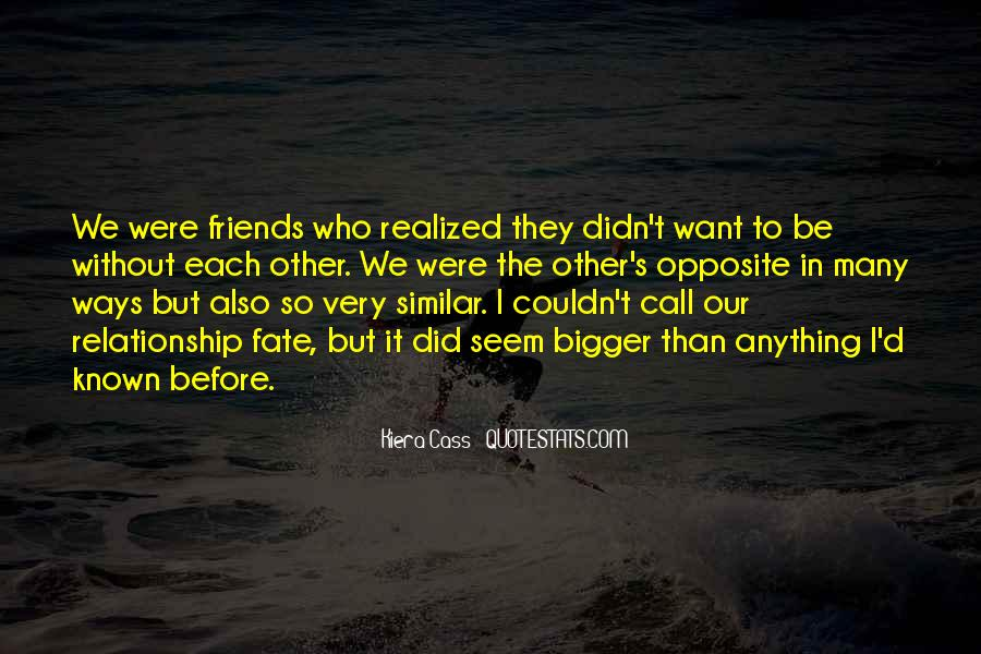 Quotes About Relationship Between Friends #234117