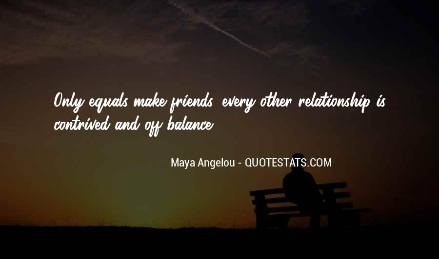 Quotes About Relationship Between Friends #275906
