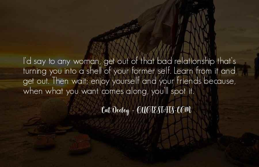 Quotes About Relationship Between Friends #380530