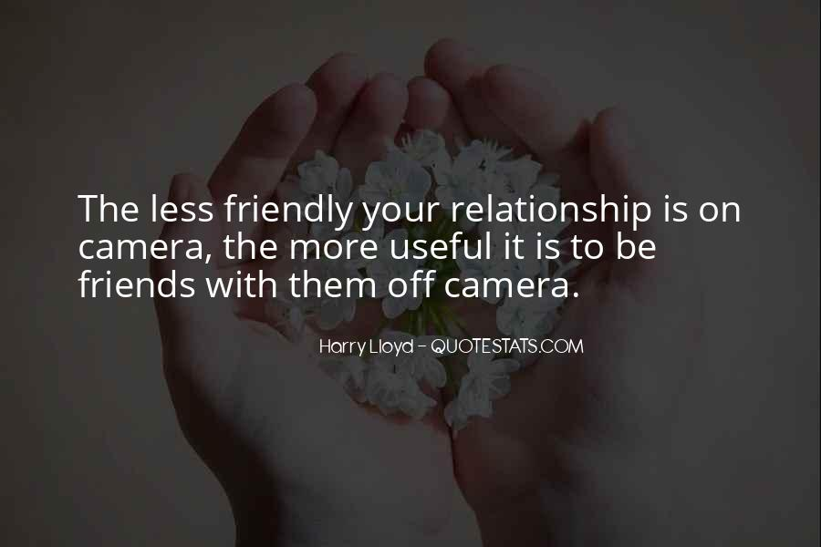 Quotes About Relationship Between Friends #50572