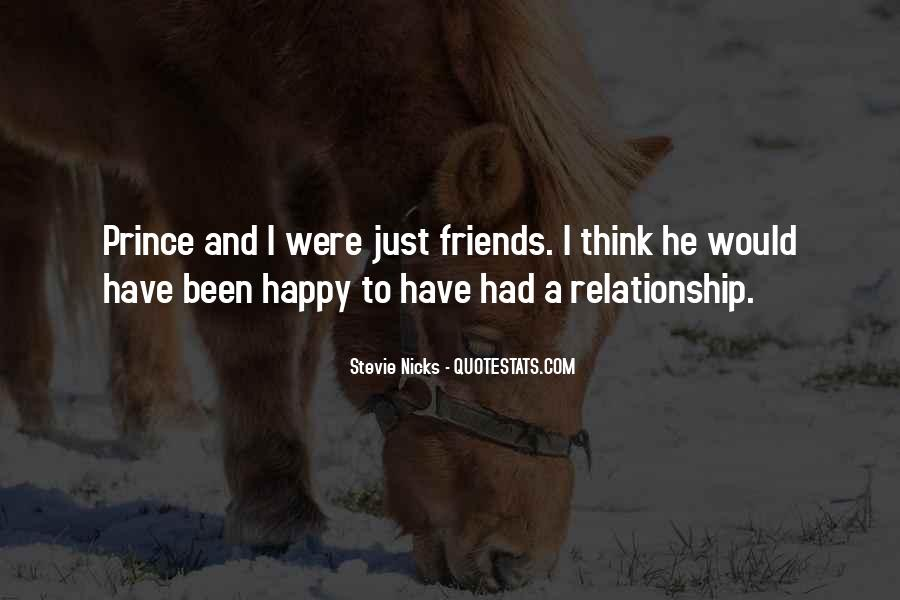 Quotes About Relationship Between Friends #506604