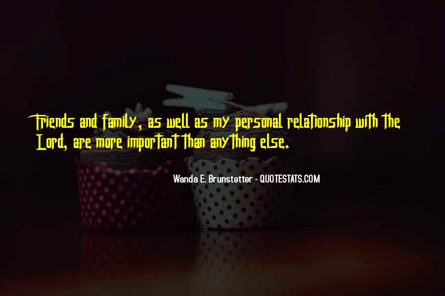 Quotes About Relationship Between Friends #648889