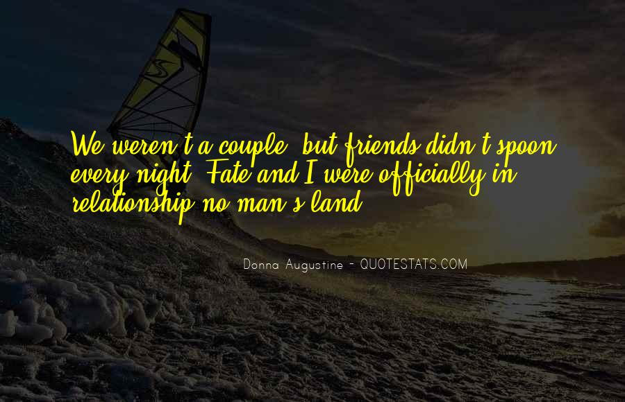 Quotes About Relationship Between Friends #655711