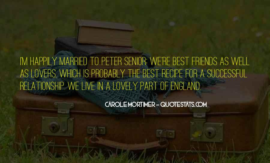 Quotes About Relationship Between Friends #690213