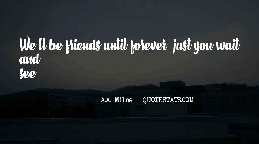 Quotes About Relationship Between Friends #804722