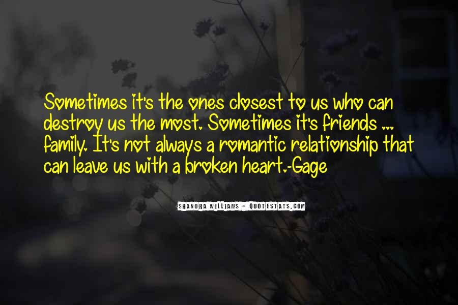 Quotes About Relationship Between Friends #818779