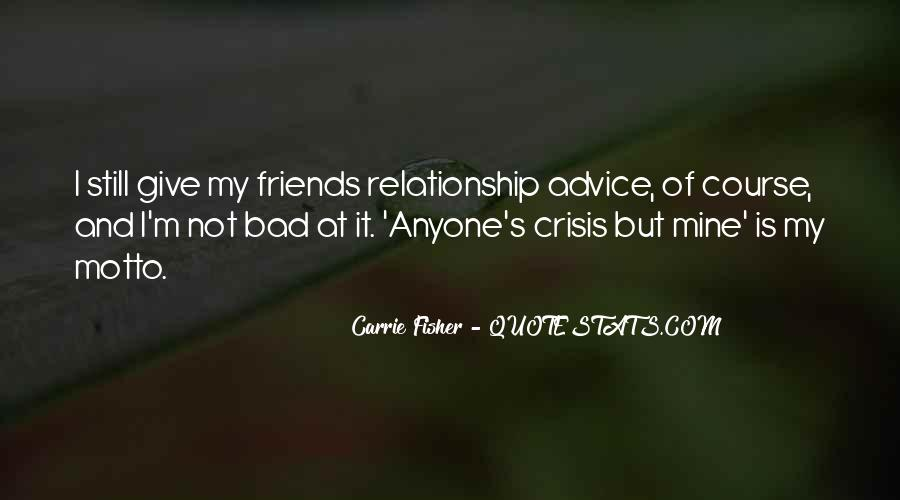 Quotes About Relationship Between Friends #825302