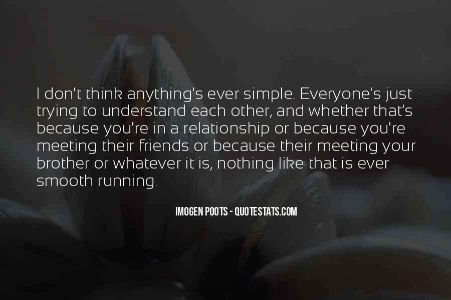 Quotes About Relationship Between Friends #956578