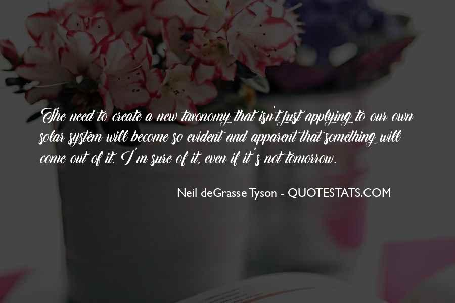 Quotes About The Need To Create #19261