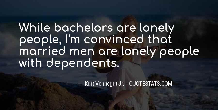 Quotes About Dependents #1399452