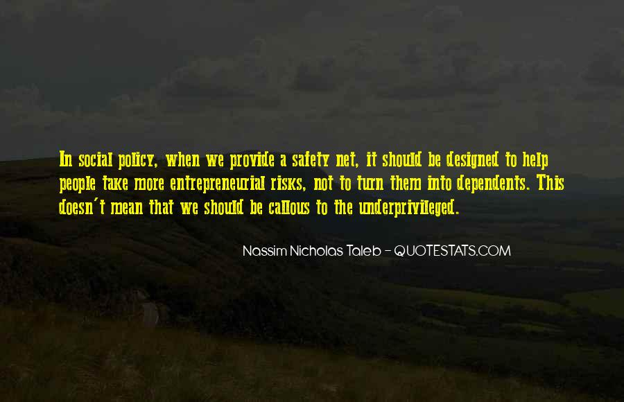 Quotes About Dependents #1619593