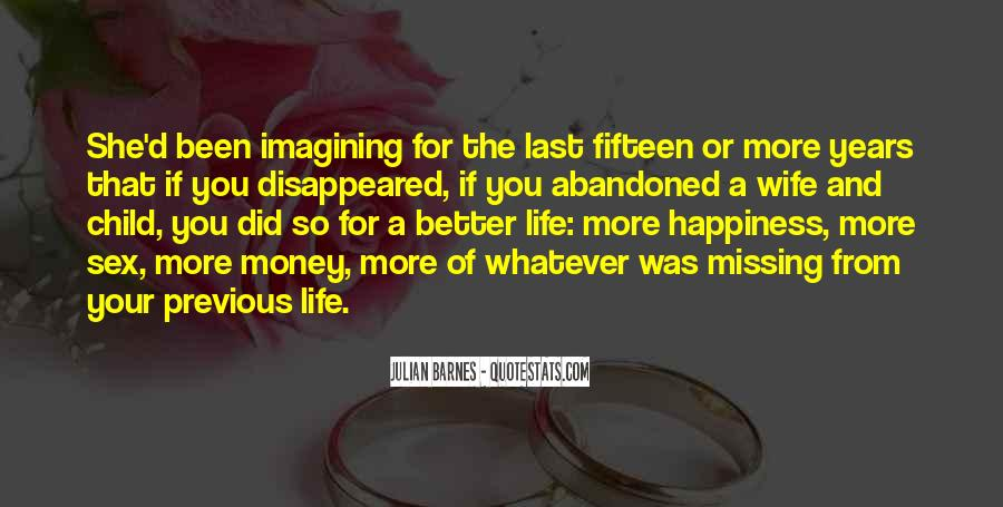 Quotes About Missing Money #1012471