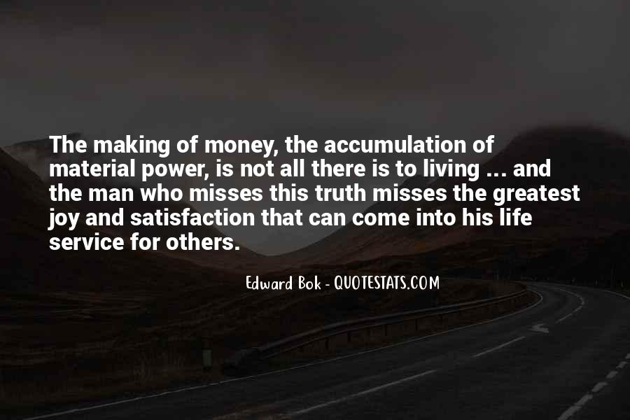 Quotes About Missing Money #1374860