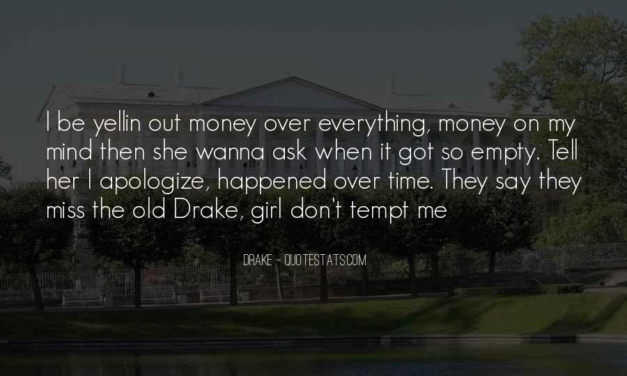 Quotes About Missing Money #1692706
