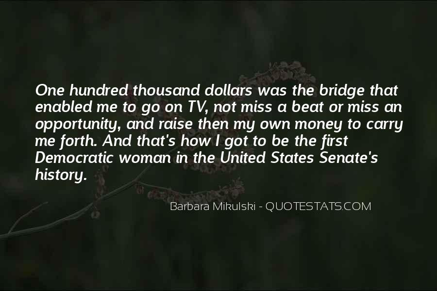 Quotes About Missing Money #358828