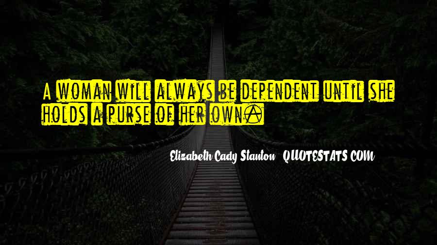 Quotes About Purses #422364