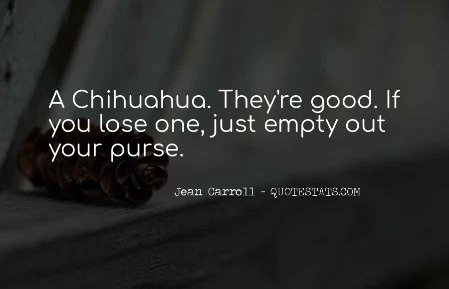 Quotes About Purses #828289