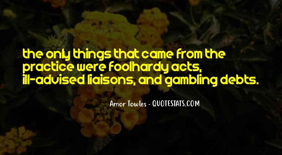 Quotes About Debts #142970