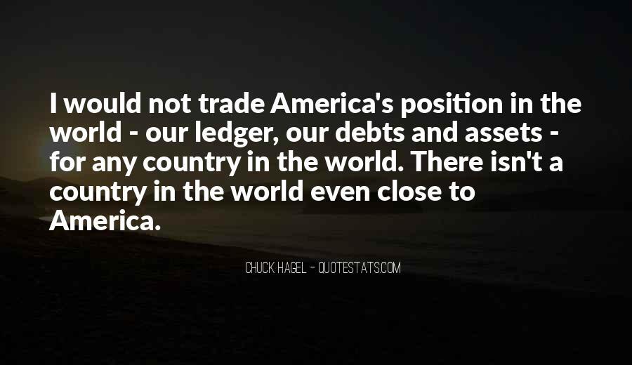 Quotes About Debts #148427