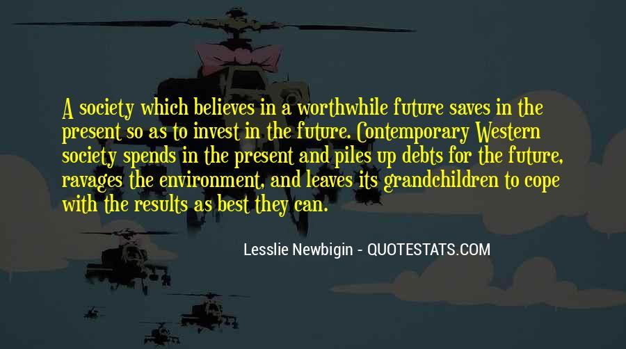 Quotes About Debts #152456