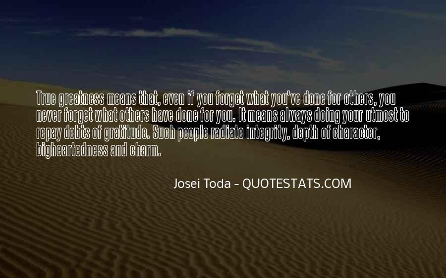 Quotes About Debts #32825