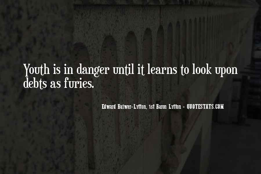 Quotes About Debts #349023