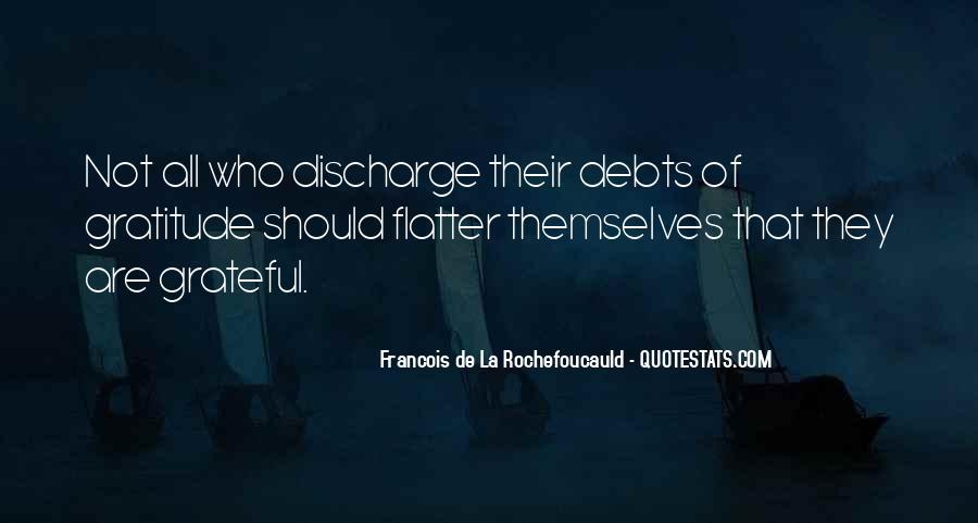 Quotes About Debts #357111