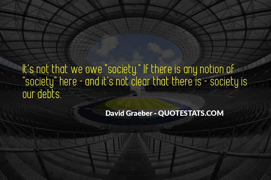 Quotes About Debts #410534