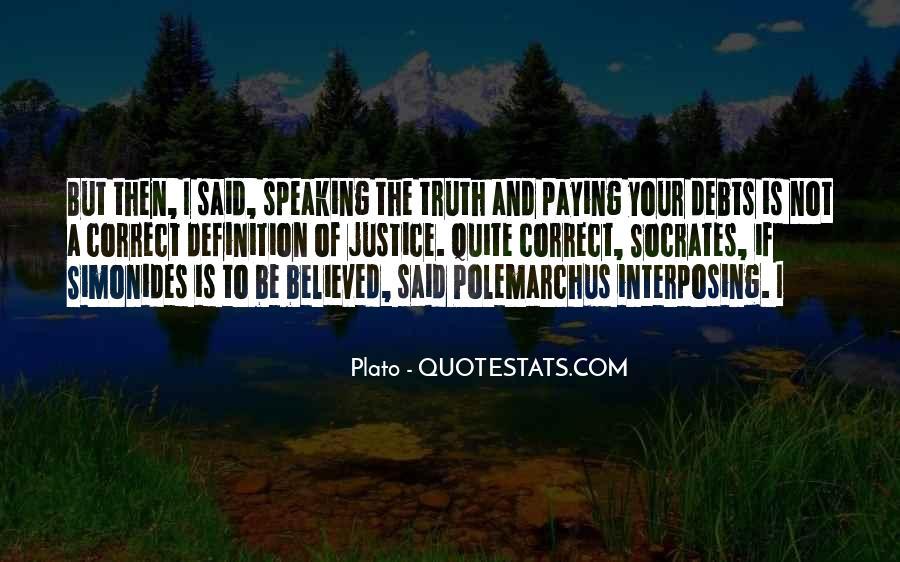 Quotes About Debts #480445