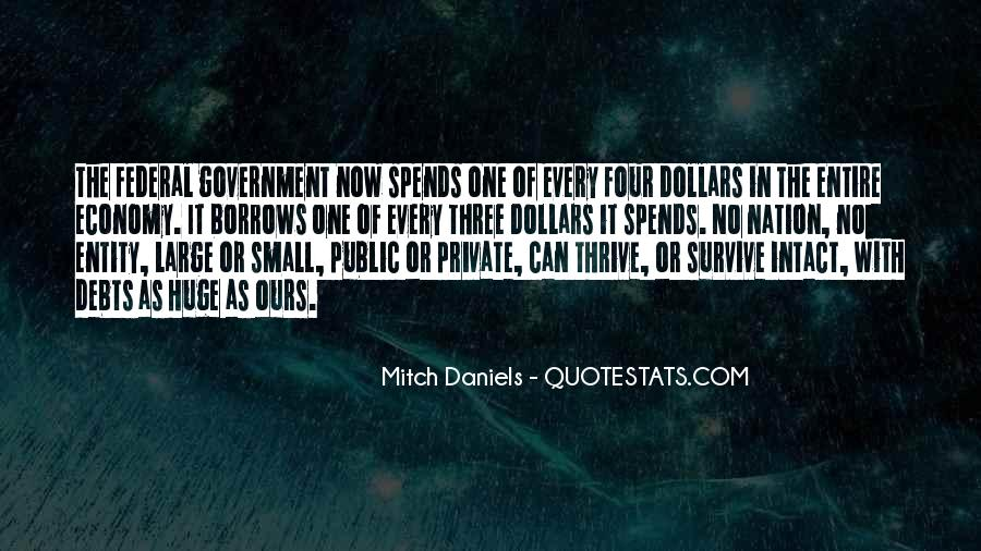 Quotes About Debts #482753