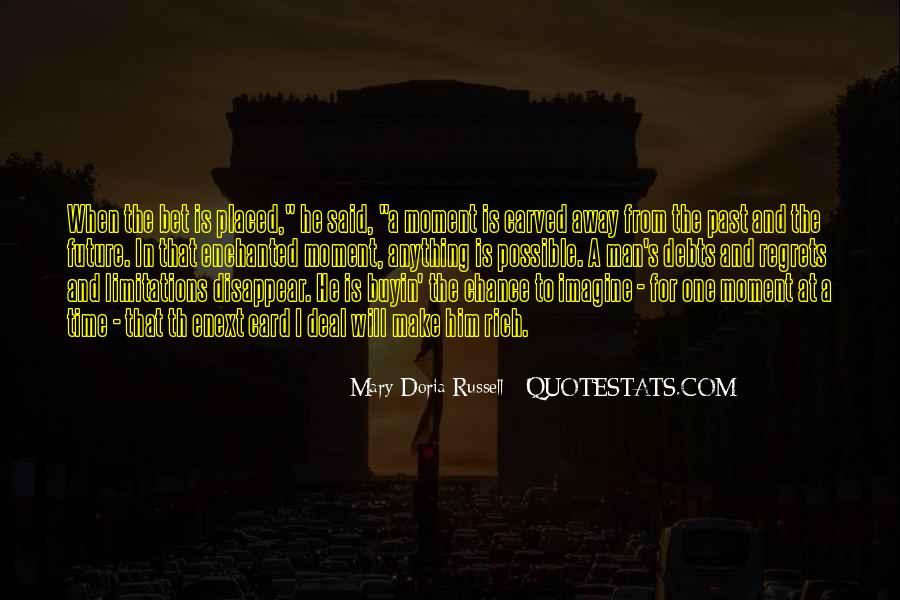 Quotes About Debts #540892
