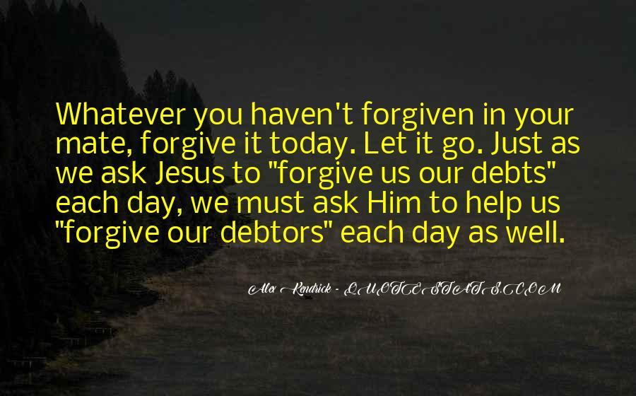 Quotes About Debts #577266