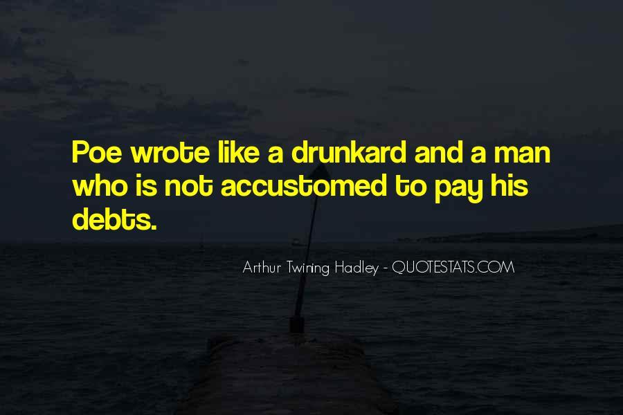 Quotes About Debts #98778