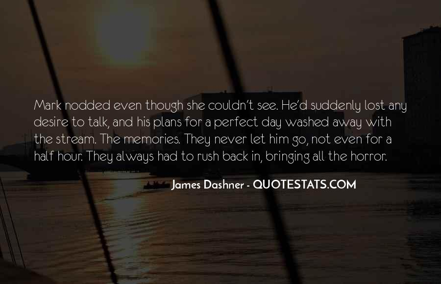 Quotes About Flashback Memories #236167