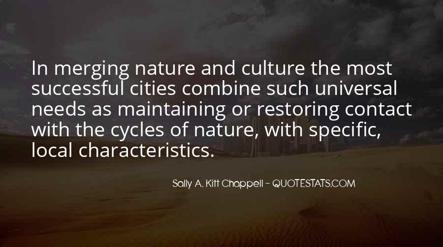 Quotes About Urban Parks #436639