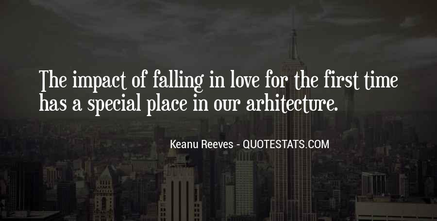 Quotes About Things Falling Into Place #92070